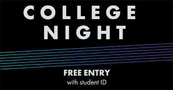 College Night Facebook Post