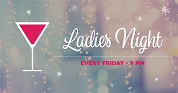 Ladies Night Facebook Post